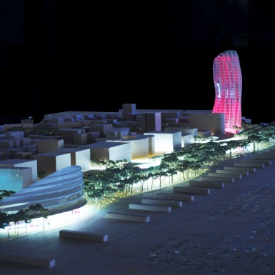 This is the 1st Image of the Rimini project.
