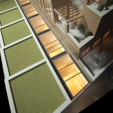 This is the 1st image from the london marylebone project.