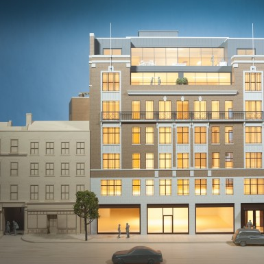 This is the 2nd image from the london marylebone project.